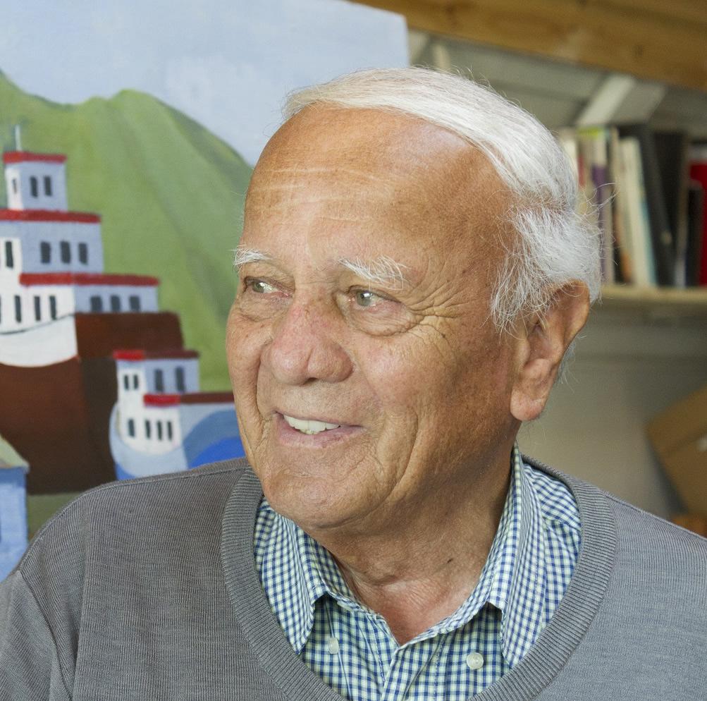 Luis Guzmán Molina: Un hombre enamorado de los paisajes de Ñuble