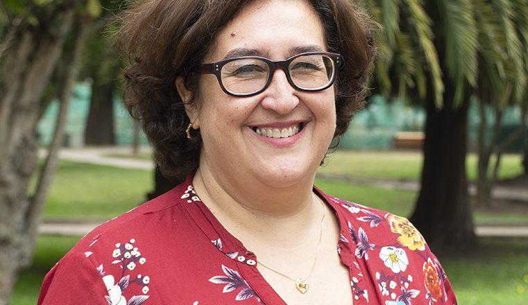Regina Cáceres Cerda: Líder positiva