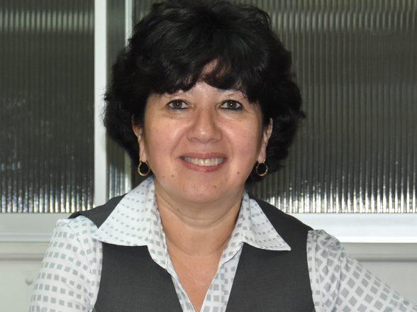 """Sandra Guzmán Fernández: """"Me gusta mi trabajo, no me veo haciendo otra cosa"""""""